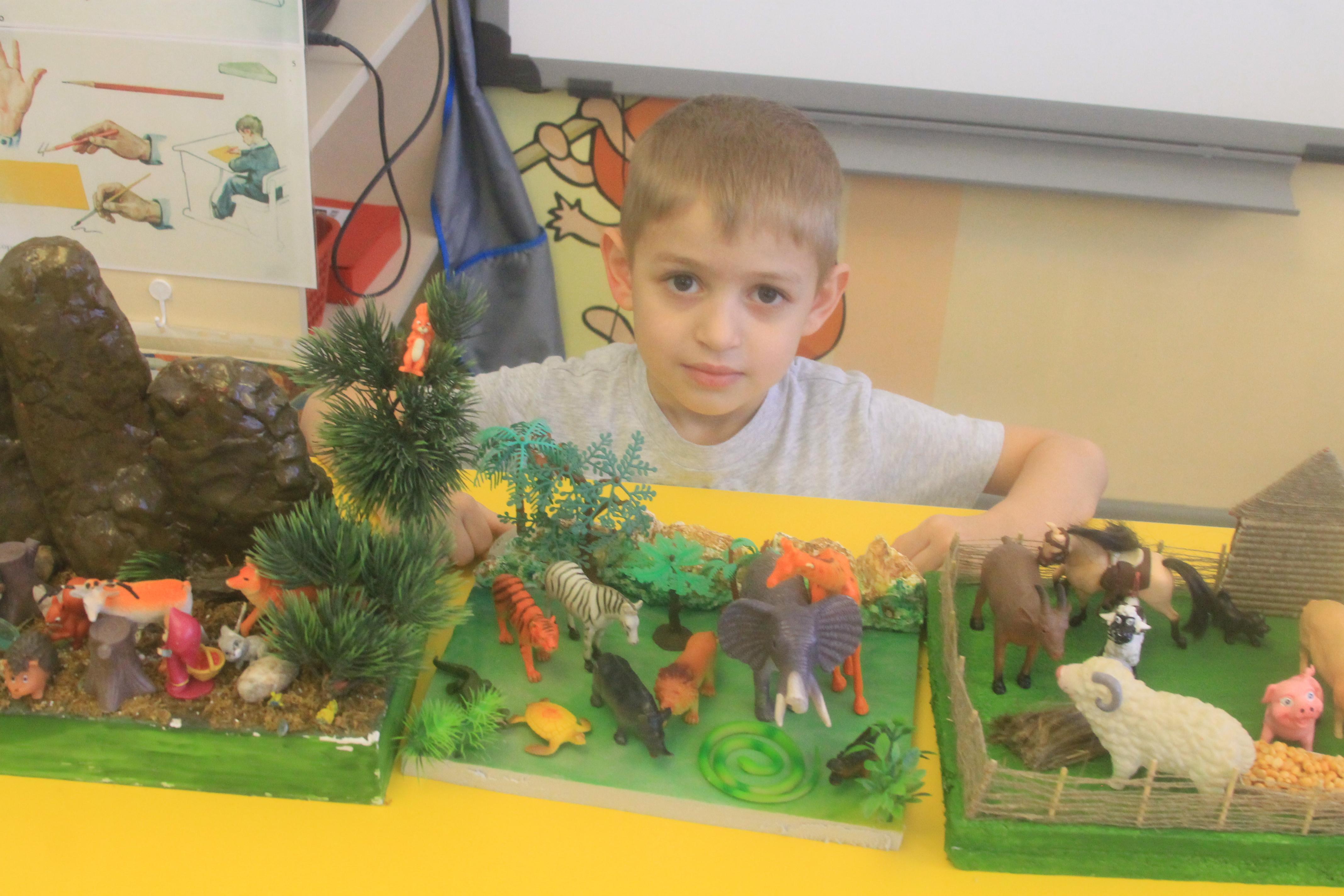 Макеты по экологии в детском саду своими руками 23